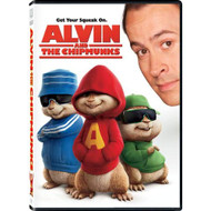 Alvin And The Chipmunks On DVD With Jason Lee - EE529671