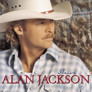 Drive By Alan Jackson Performer On Audio CD - EE531047
