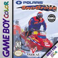 Polaris Snocross On Gameboy Extreme Sports On Gameboy Color - EE536326