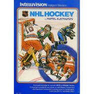 NHL Hockey For Intellivision With Manual And Case - EE569376