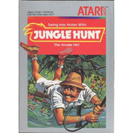 Jungle Hunt For Atari Vintage - EE586717