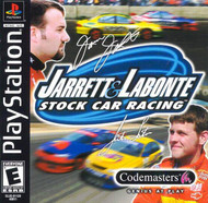 Jarrett & Labonte Stock Car Racing For PlayStation 1 PS1 - EE592749