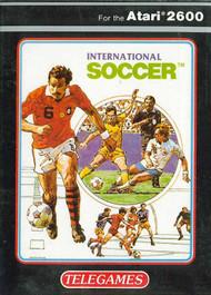 International Soccer For Atari Vintage Arcade - EE593293