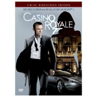 Casino Royale Two-Disc Widescreen Edition On DVD with Daniel Craig 2 - EE604204