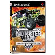 Monster Jam Maximum Destruction For PlayStation 2 PS2 Flight - EE614746