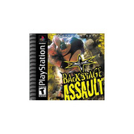 WCW Backstage Assault For PlayStation 1 PS1 Fighting - EE627996