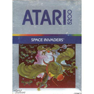 Space Invaders For Atari 5200 Vintage - EE720685