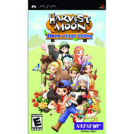 Harvest Moon: Hero Of Leaf Valley Sony UMD RPG For PSP - EE459284