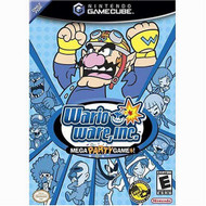 Wario Ware Inc Mega Party Games! For GameCube - EE602556