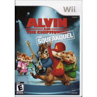Alvin And The Chipmunks: The Squeakquel For Wii And Wii U - EE720740