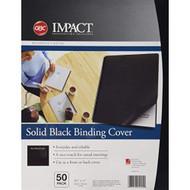 GBC Solids Standard Presentation Covers Non-Window Square Corners - DD595036