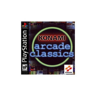 Konami Arcade Classics For PlayStation 1 PS1 - EE720812