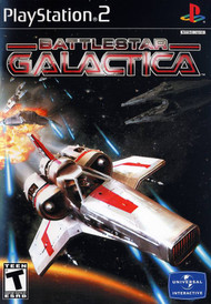 Battlestar Galactica For PlayStation 2 PS2 Shooter - EE720814