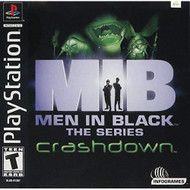 Men In Black The Series: Crashdown For PlayStation 1 - EE720839