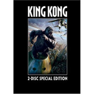 King Kong Two-Disc Edition On DVD With Naomi Watts 2 - EE720853
