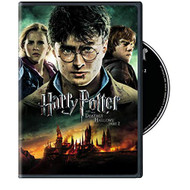 Harry Potter And The Deathly Hallows Part 2 On DVD With Daniel - EE720860
