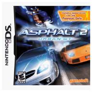 Asphalt Urban GT 2 For Nintendo DS DSi 3DS 2DS Racing - EE720872
