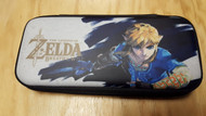 PowerA Zelda Breath Of The Wild Stealth Case For Nintendo Switch Black - EE720877