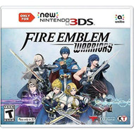 Fire Emblem Warriors New Nintendo Not Compatible With Old 3DS For 3DS - EE720901