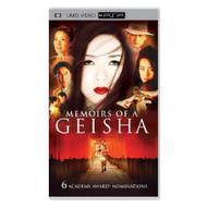 Memoirs Of A Geisha UMD For PSP - EE720905