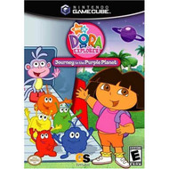 Dora The Explorer: Journey To The Purple Planet For GameCube - EE720909