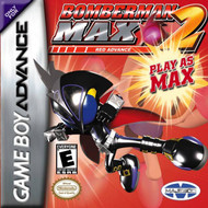 Bomberman Max 2: Red Advance For GBA Gameboy Advance - EE640405