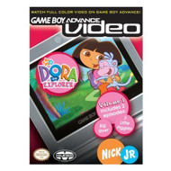 Dora The Explorer Volume 1 For GBA Gameboy Advance - EE619479