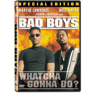 Bad Boys Special Edition On DVD With Martin Lawrence - EE721022