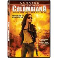 Colombiana On DVD With Zoe Saldana - EE721023