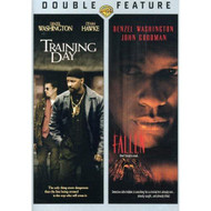 Training Day / Fallen Double Feature On DVD - EE721035