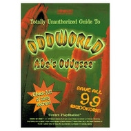 Oddworld: Abe's Oddessey-Totally Unauthorized Guide Bradygames - EE721053