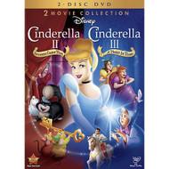 Cinderella II: Dreams Come True / Cinderella III: A Twist In Time Two - EE721062
