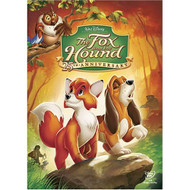 The Fox And The Hound 25th Anniversary Edition On DVD With Mickey - EE721101