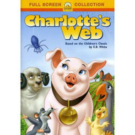 Charlotte's Web Full Screen Edition On DVD With Debbie Reynolds - EE721118