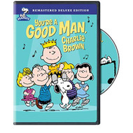 You're A Good Man Charlie Brown Delux Edition On DVD Comedy - EE721117