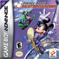 Disney Sports Skateboarding For GBA Gameboy Advance - EE721123