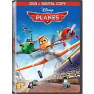 Planes On DVD With Dane Cook Disney Anime - EE721162