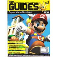Egm Game Guides NO.1 Super Mario Sunshine Egm Game Guides NO.1 - EE721169