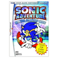 Sonic Adventure Official Strategy Guide DC Bradygames - EE721175