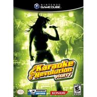 Karaoke Revolution Party For GameCube Music - EE721178
