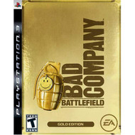 Battlefield: Bad Company Gold Edition For PlayStation 3 PS3 Shooter - EE721186