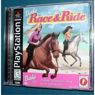 Barbie Race And Ride For PlayStation 1 PS1 - EE721193