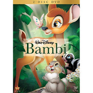 Bambi Two-Disc Edition 2 Disney On DVD - EE477459
