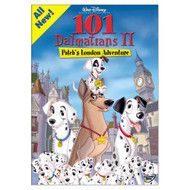 101 Dalmatians II Patch's London Adventure On DVD With Barry Bostwick - EE721223
