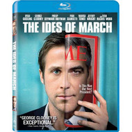 The Ides Of March Blu-Ray On Blu-Ray With Ryan Gosling Drama - EE721261