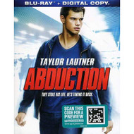Abduction On Blu-Ray With Taylor Lautner - EE721263