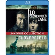 10 Cloverfield Lane / Cloverfield 2-MOVIE Collection Blu-Ray On Blu - EE721272