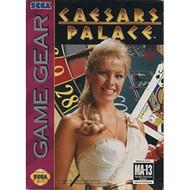 Caesar's Palace For Sega Game Gear Vintage - EE721311