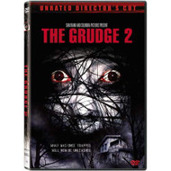The Grudge 2 Unrated Director's Cut On DVD With Amber Tamblyn Horror - EE721312