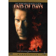 End Of Days On DVD With Arnold Schwarzenegger Mystery - EE721318